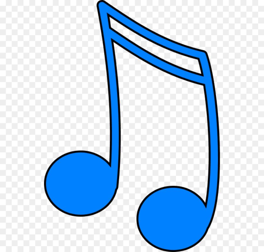 900x860 Musical Note Blue Note Clip Art