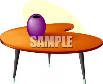 350x287 Clip Art Ball On The Table