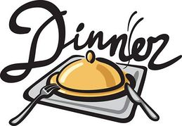 259x179 Dinner Table Clip Art 225938