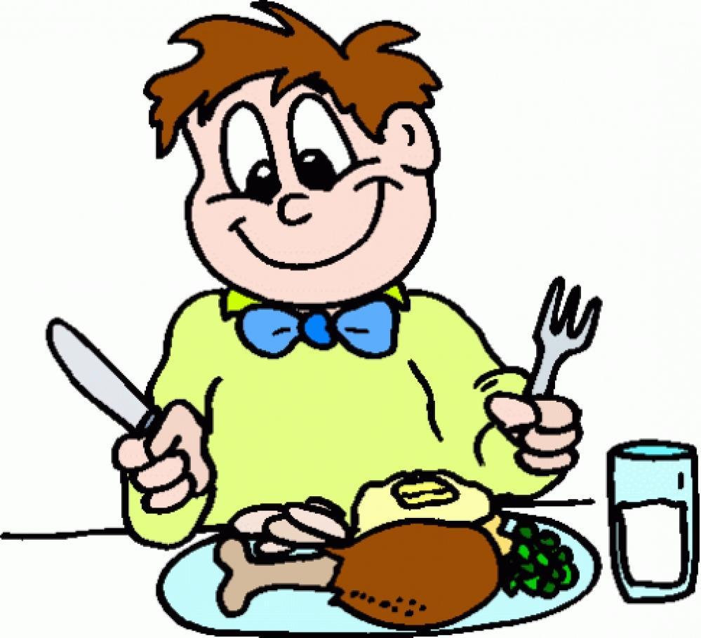 999x909 Banquet Table Clipart