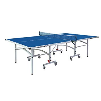 355x355 Dunlop Tto2 Outdoor Table Tennis Table, Color Blue Amazon.co.uk