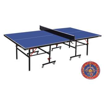 340x340 Stiga Club Roller Table Tennis Table (15mm) With Target Dart Board