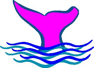 300x219 Whale Tail Clip Art