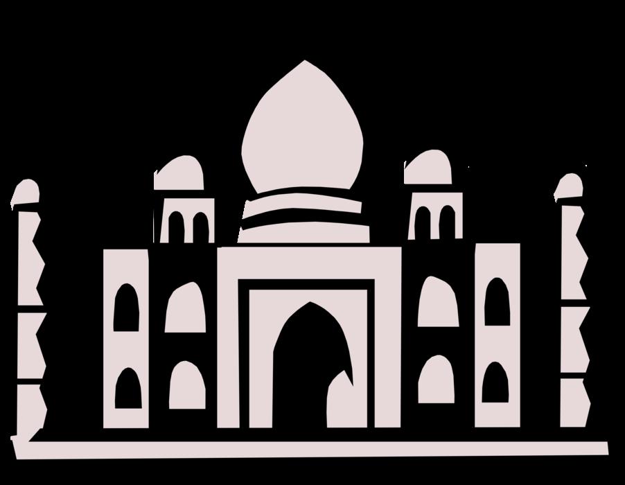902x700 Taj Mahal Mausoleum, Agra, India