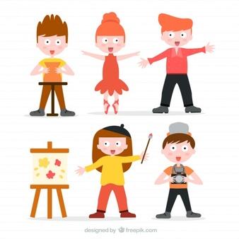 338x338 Unique Clipart Kid Talent