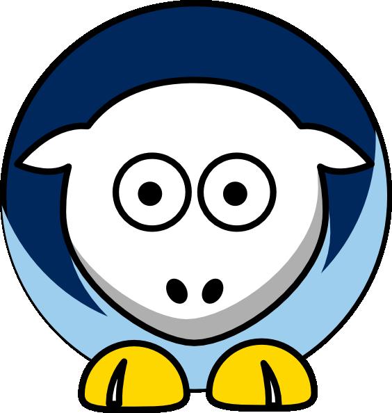 564x594 Sheep Tampa Bay Rays Colors Clip Art