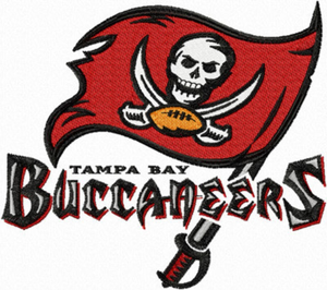 300x266 Tampa Bay Buccaneers Clipart Free Images