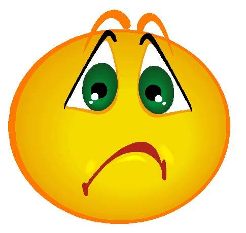 485x460 Sad Faces Clip Art Clipartlook