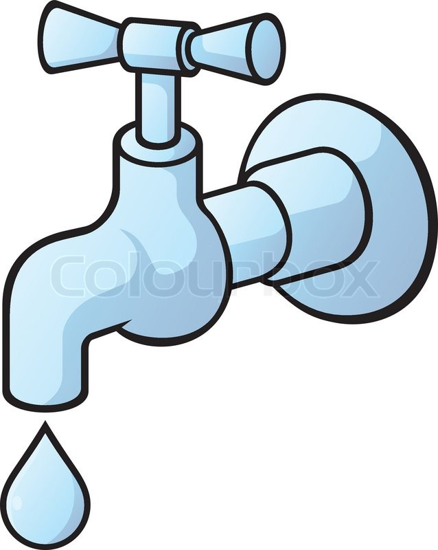 638x800 Collection Of Dripping Tap Clipart High Quality, Free