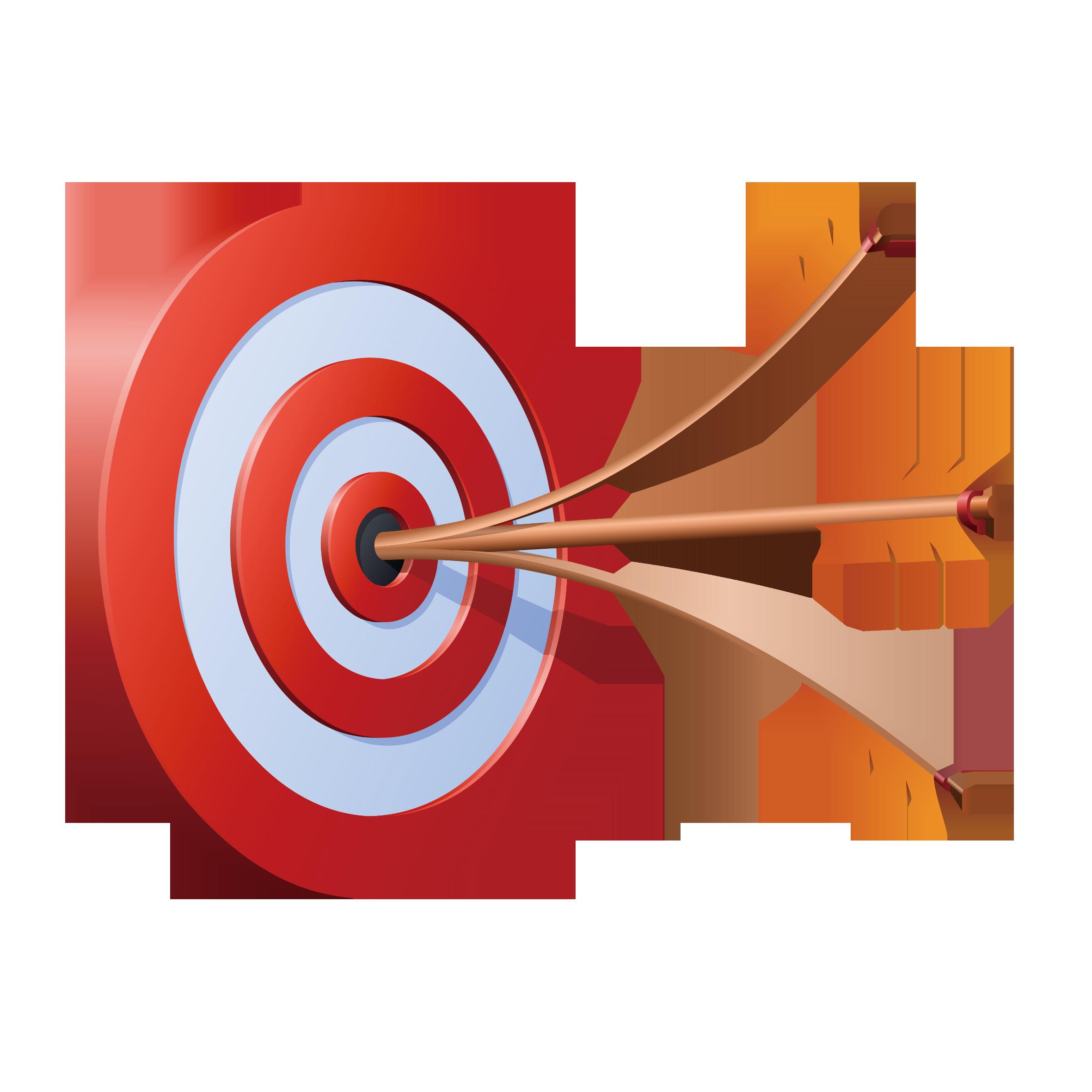 2362x2362 Shooting Target Bullseye Clip Art