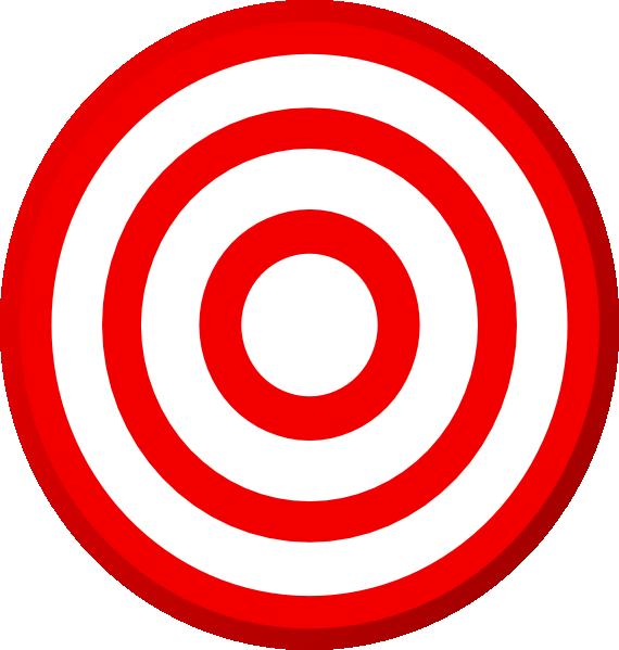 570x599 Target Clip Art At Clker Com Vector Clip Art Online Royalty Free