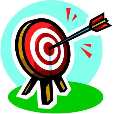 388x372 Target Clip Art Bullseye Clipart Panda