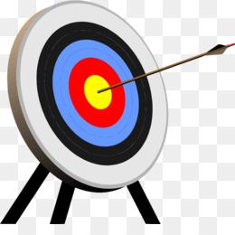 260x260 Target Archery Shooting Target Arrow Clip Art
