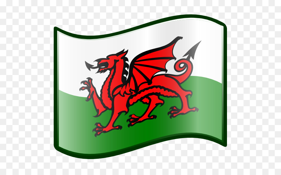 900x560 Flag Of Wales Welsh Dragon Clip Art