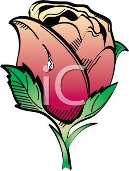265x350 Rose Tattoo Design. Clip Art Clipart Panda