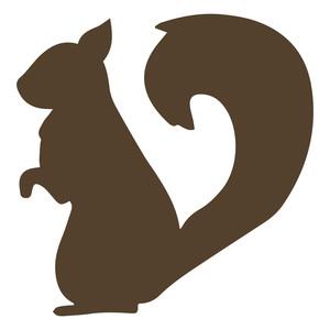300x300 Stupendous Squirrel Silhouette Design Store View 124067 Clip Art