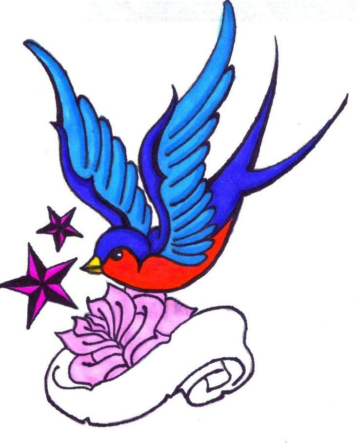 736x909 Swallow Clipart Sparrow