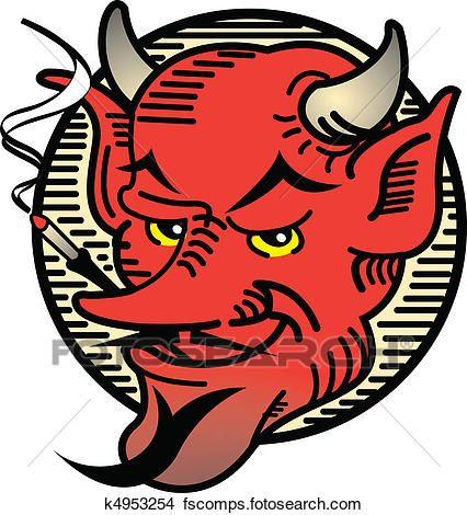 426x470 Nice Devil Images Clip Art