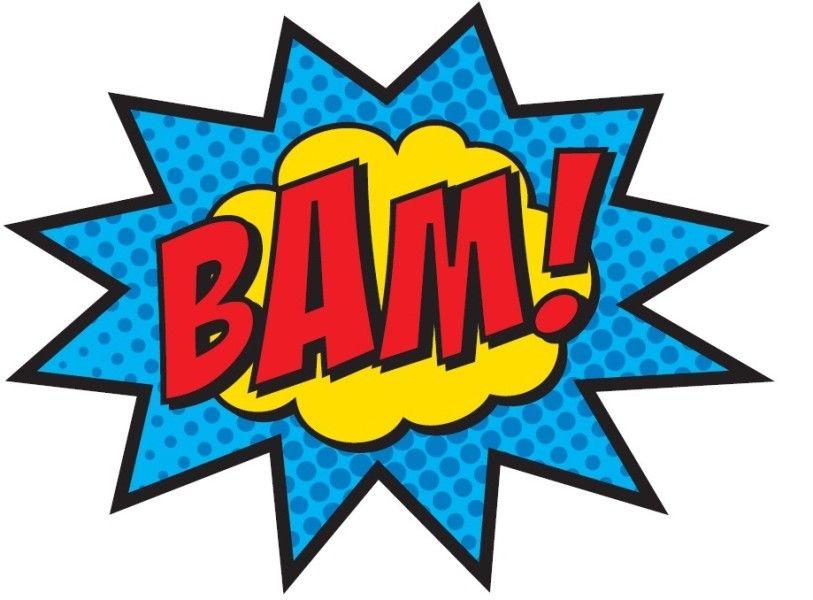 813x600 Pow Clipart Boom Pow Superhero Clip Art Danasokd Top 2 Tattoo