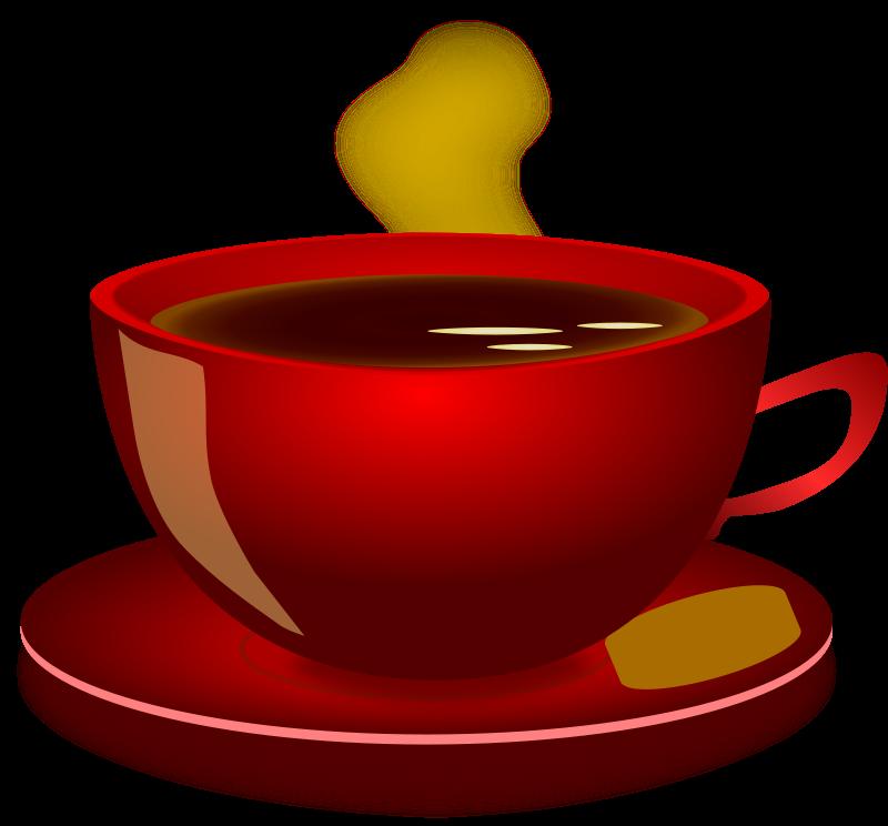 800x744 Free Clipart Cup Of Tea Olku