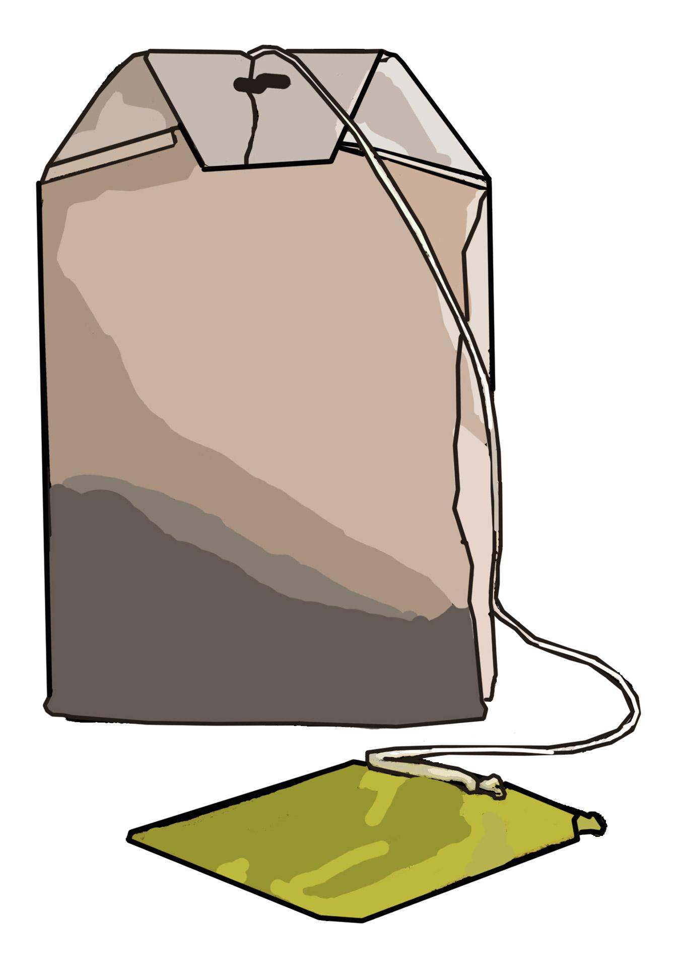 1344x1920 Tea Bag Clip Art Free Stock Photo