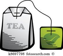 218x194 Tea Bags Clipart