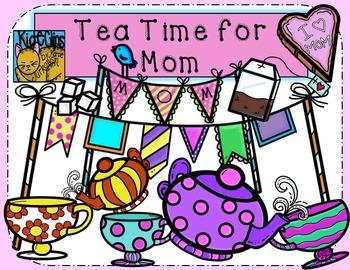 350x270 Tea Clipart Mother's Day Tea