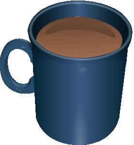 276x299 Coffee Mug Clip Art Free Vector 4vector