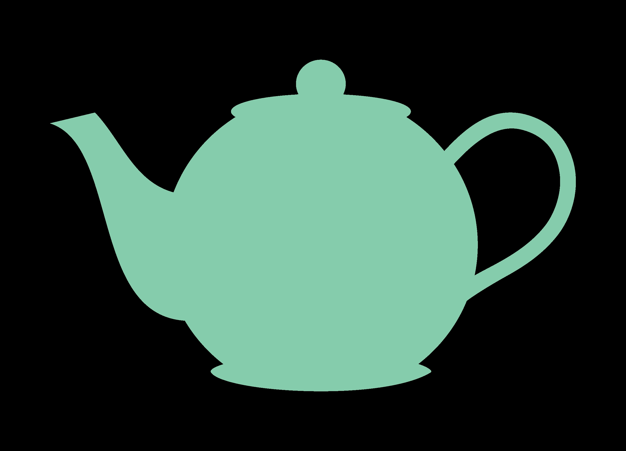 2658x1914 Fresh Teacup Clipart Collection
