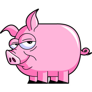 300x300 Teacup Pigs Clipart