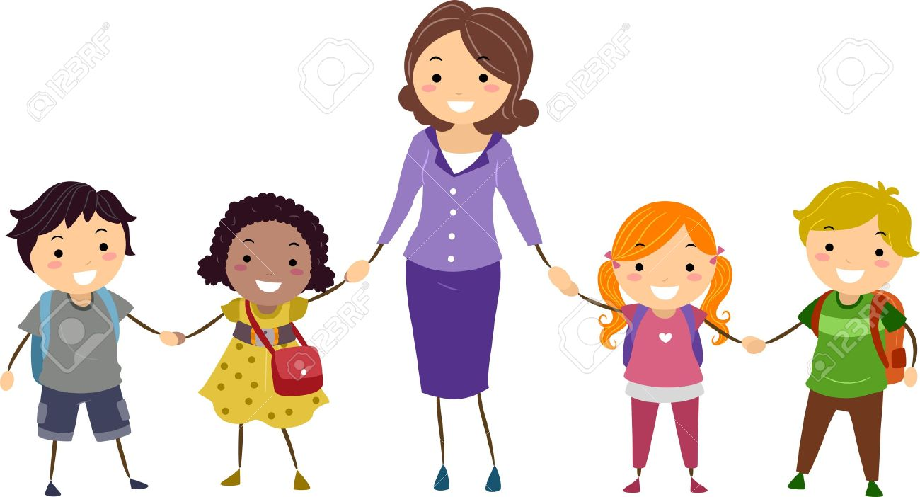 1300x702 Children Clipart For Teachers Clipart School With Kidsnd
