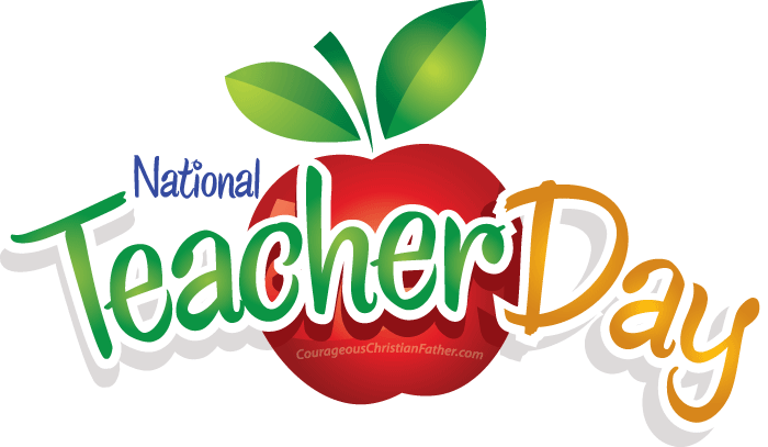 Teachers Day Clipart