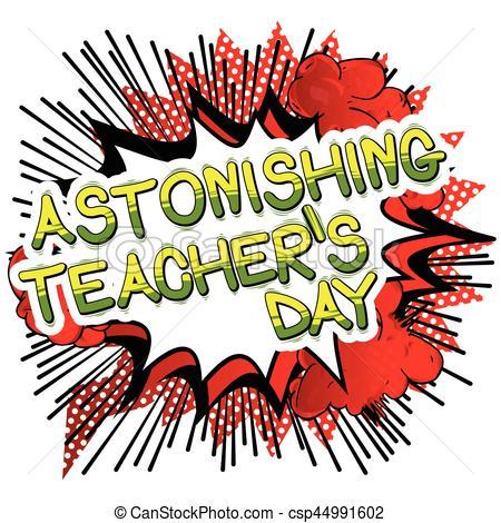 450x470 Teacher's Day Vector Clipart Illustrations. 2,647 Teacher's Day