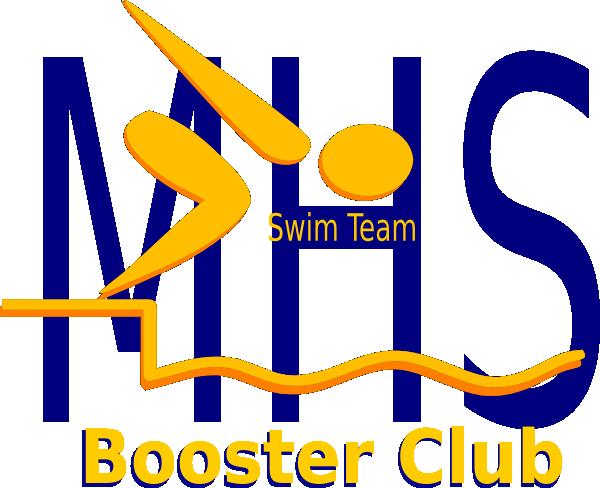 600x488 Swim Team Clip Art