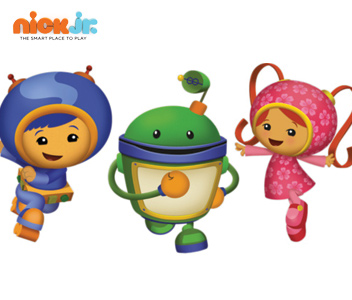 352x300 Team Umizoomi Space Heroes