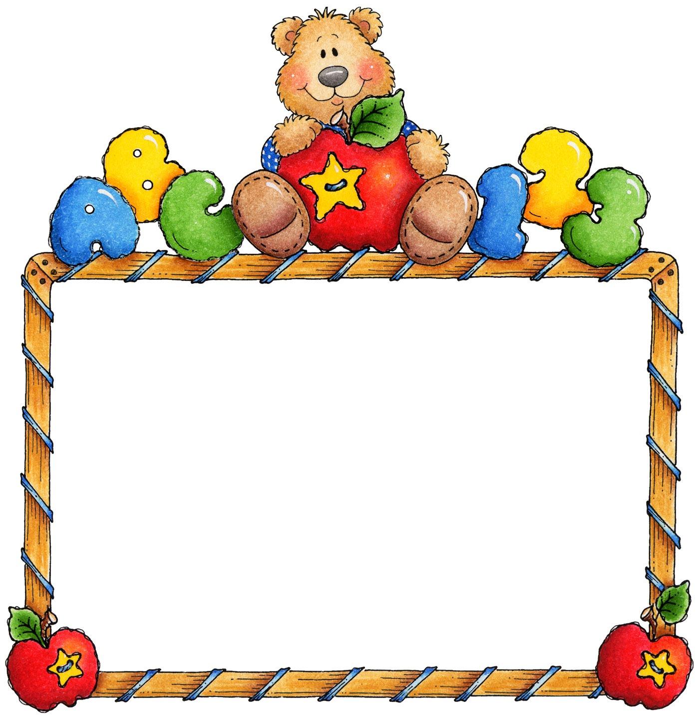 1400x1435 Kindergarten Bear Cliparts Free Download Clip Art