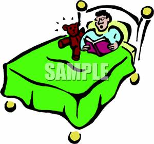 300x280 Collection Of Boy Laying In Bed Clipart High Quality, Free