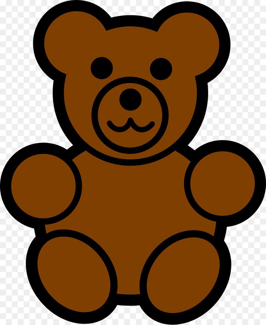 900x1100 Baby Polar Bear Teddy Bear American Black Bear Clip Art