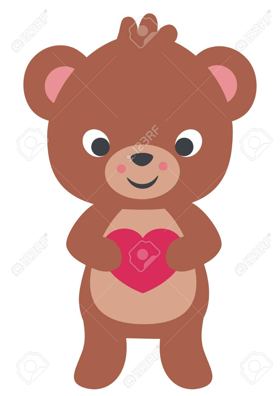 920x1300 Teddy Bear Valentine S Day Heart Clip Art Hug Png Download 1383