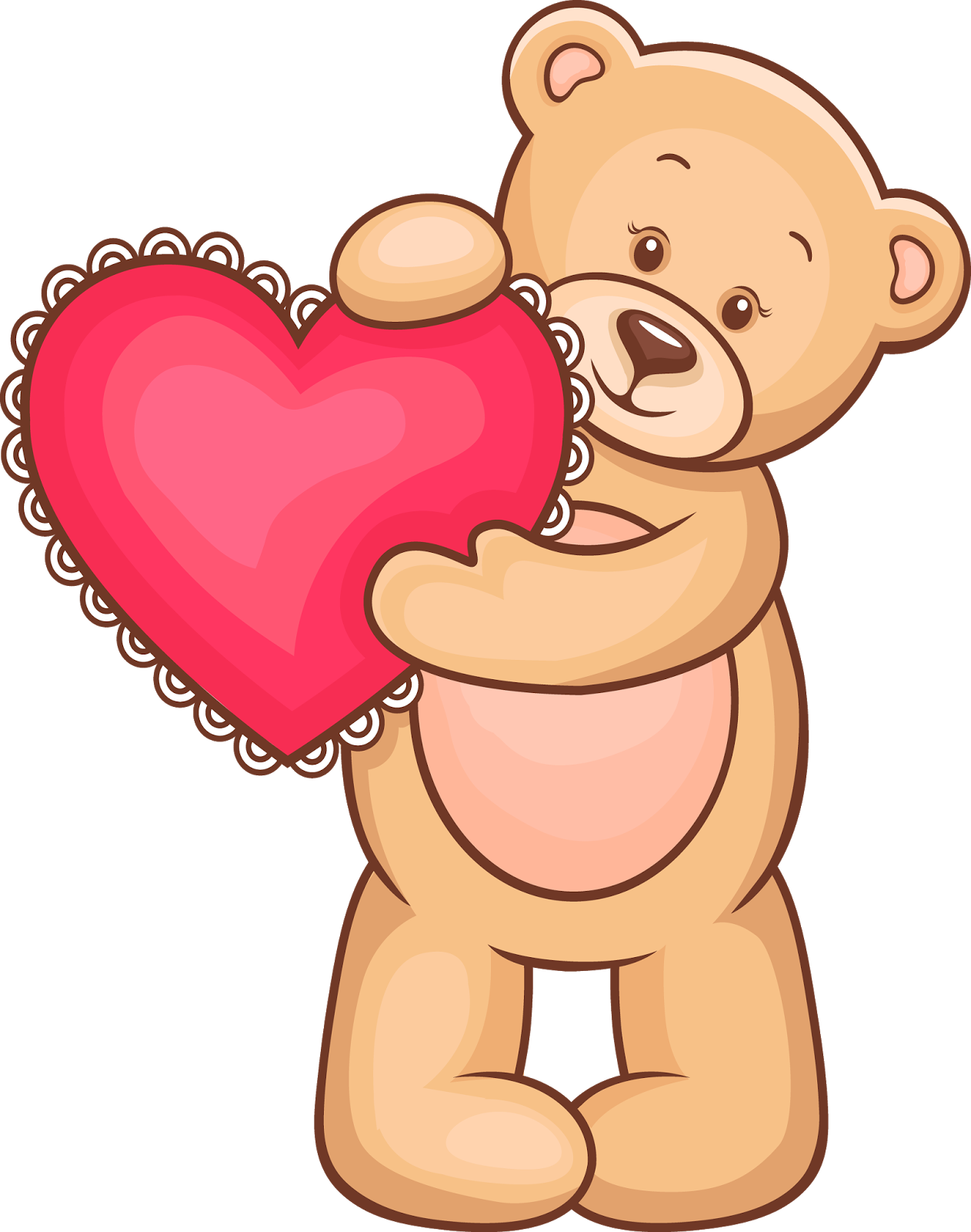 1262x1600 Teddy Bear Clip Art