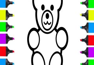 300x210 Teddy Bear Coloring Pages Free Coloring Pages For Coloring Teddy
