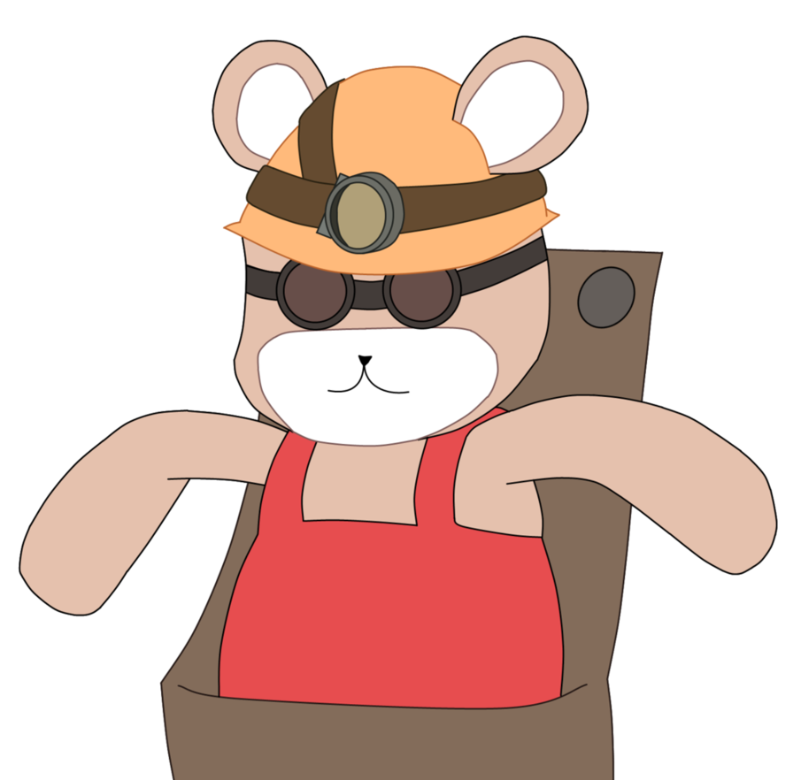 905x882 Miner Teddy Roosebelt By Stocky6493