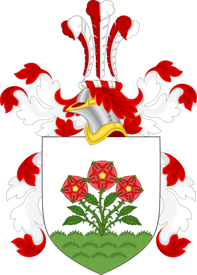 395x552 Filecoat Of Arms Of Theodore Roosevelt.svg