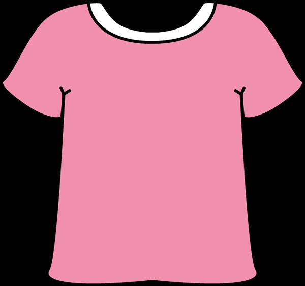 600x562 T Shirt Clip Art