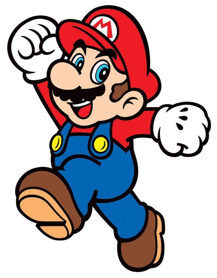 736x945 Mario Clip Art Mario Clip Art Super Mario Bros Clip Art Images