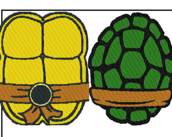 Teenage Mutant Ninja Turtles Clipart