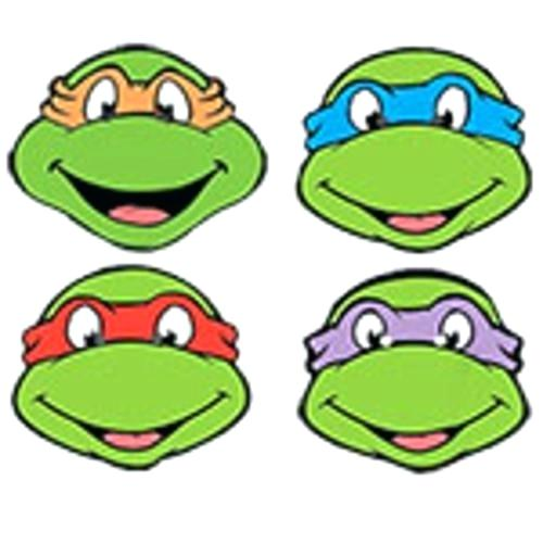 500x500 Ninja Turtle Clipart Instant Download Teenage Mutant Ninja Turtle