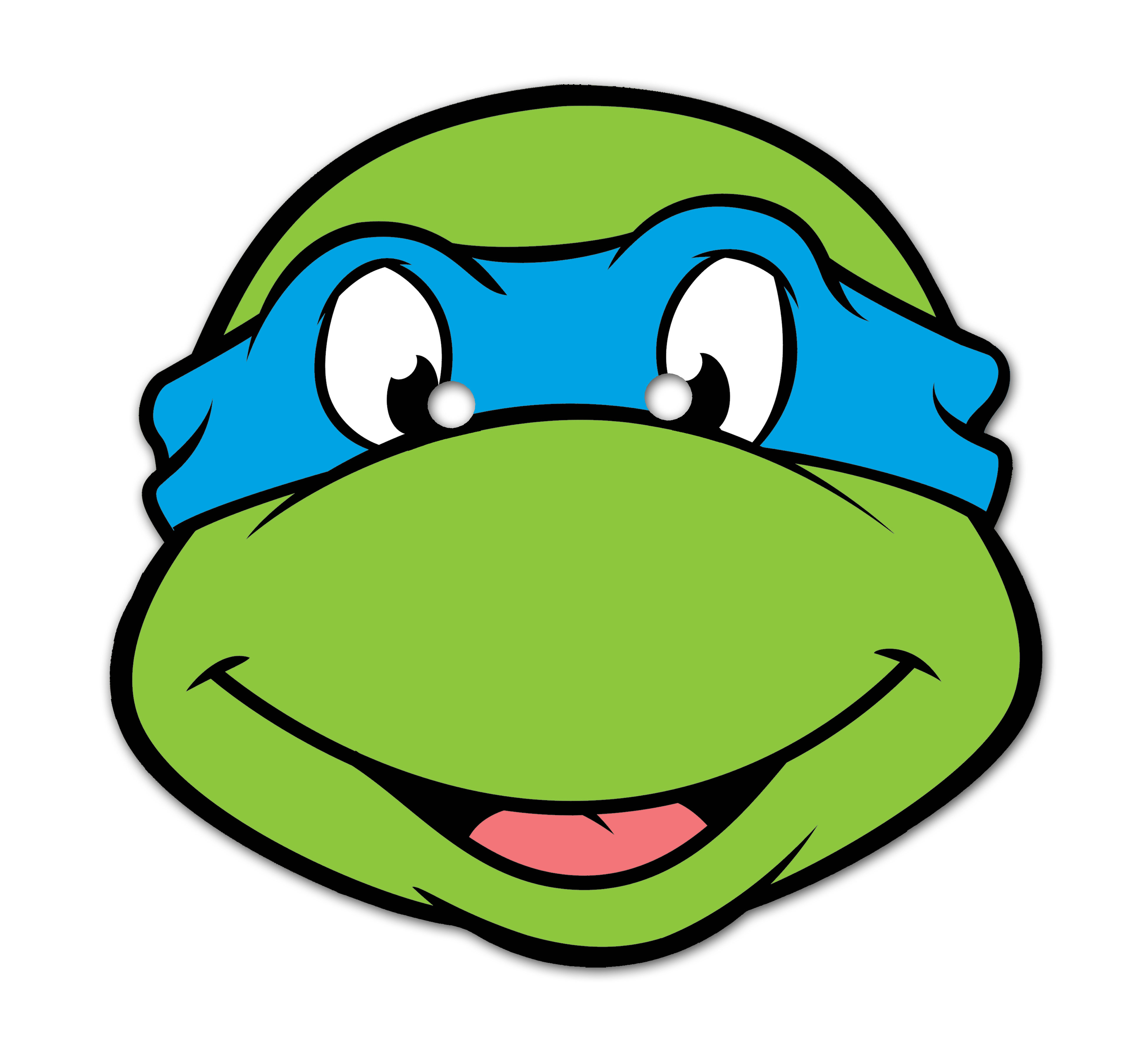 3900x3600 Collection Of Teenage Mutant Ninja Turtles Faces Clipart