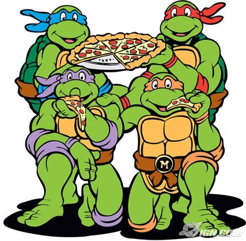 490x479 Pizza Clipart Teenage Mutant Ninja Turtles