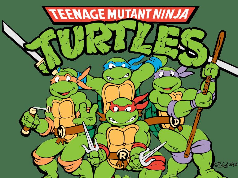 768x575 Teenage Mutant Ninja Turtles The Window To Our Soul